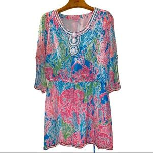 HOLY GRAIL Lilly Pulitzer Delisa Dress